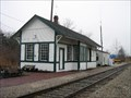Image for Falls Junction Depot, Glenwillow Ohio