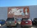 Image for Fort Smith & Western Mural - Okemah, OK
