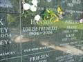 Image for 102 Louise Fredrikke Hanson - Winnipeg MB