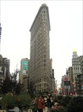 "Image for ""THE"" Flatiron Building - New York, New York"
