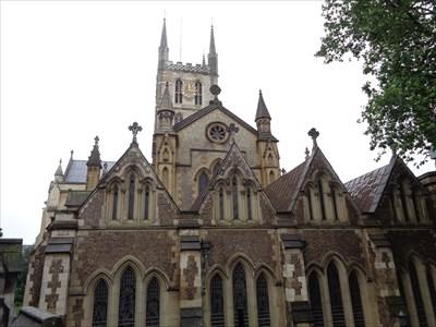 veritas vita visited Oldest Gothic Church in London