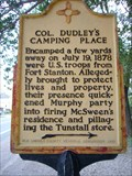 Image for Col. Dudley's Camping Place - Lincoln, NM