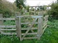 Image for Footbridge - Welland Valley - Harringworth, Northamptonshire