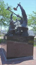 Image for Chicago Stockyards Fire Memorial - Chicago, IL