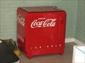 Image for Moton Field Coca-Cola Cooler - Tuskegee, AL