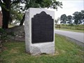 Image for Tyler's Artillery Reserve - US Division Tablet - Gettysburg National Military Park Historic District - Gettysburg, PA