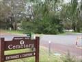 Image for Margaret River Cemetery - Western Australia