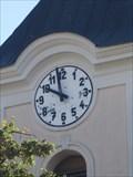 Image for Hodiny na vezi kostela - Sakvice, Czech Republic