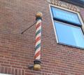 Image for Kapper / Barber Carl barber pole - Katwijk aan den Rijn, the Netherlands