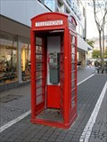 Image for Red Telephone Box — Darmstadt, Germany