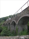 Image for Berwyn Station Bridge, Llangollen, Denbighshire, Wales, UK