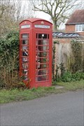 Image for Red Telephone Box - Oversley Green, Warwickshire, B49 6LF