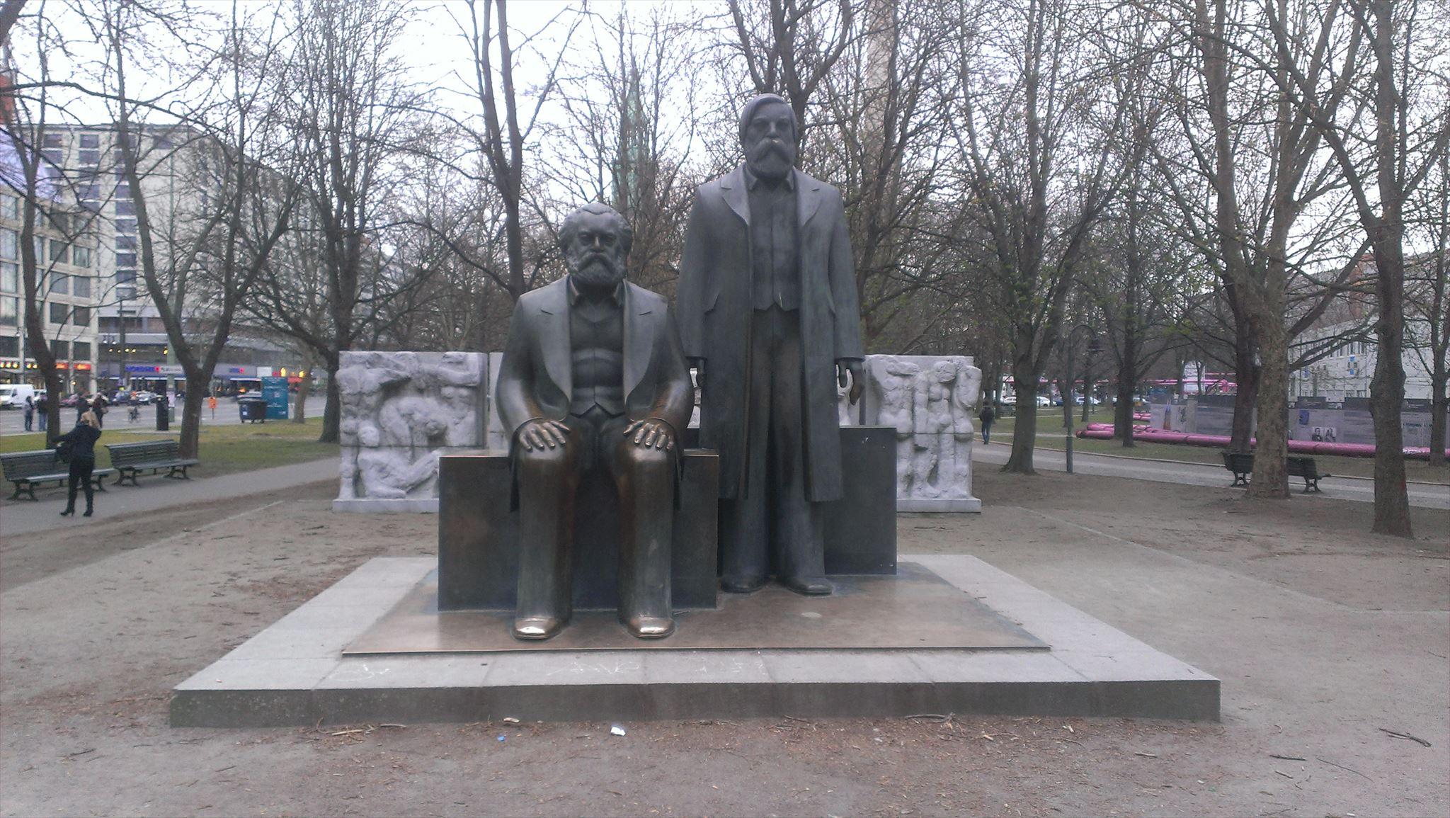 (2807) Karl Marx #