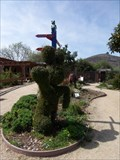 Image for The Bunny at the Conejo Kid's Garden