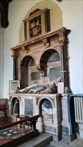 Image for Sir Gabriel Livesey momument - All Saints - Eastchurch, Kent