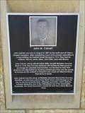 Image for John M. Calvert - Flower Mound Heritage Walk - Flower Mound, TX