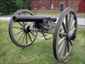 Image for 3-inch Ordnance Rifle, Model of 1861, No. 616 - Gettysburg, PA
