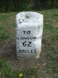 Image for Milestone - Ermine Street, Little Stukeley, Cambridgeshire, UK