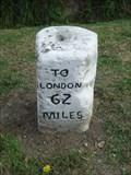 Image for Milestone - Ermine Street, Little Stukeley, Cambridgeshire, UK