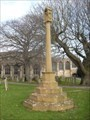 Image for Combined War Memorial - Walpole St.Peter's Church, Church Road, Walpole St.Peter, Norfolk. PE14 7NS