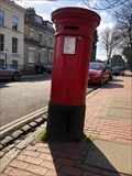Image for Victorian Pillar Box - Well Walk, Hampstead, London NW3, UK