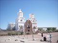 Image for Mission San Xavier del Bac -- Tohono O'odham Nation, Pima Co. AZ