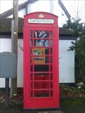 Image for Red Telephone Box - Bitteswell, Leicestershire
