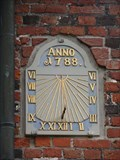 Image for Sundial St. Nicolai - Altenbruch, Germany