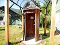 Image for World's OLDEST Phone Booth - Salmo, BC