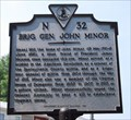 Image for Brig. Gen. John Minor