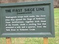 Image for The First Siege Line - Yorktown, VA, USA