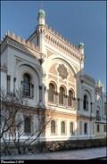 Image for Spanish Synagogue / Španelská synagoga (Prague)