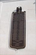 Image for WWI Memorial Plaque -- Atchison KS