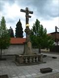 Image for Kríž u kostela sv. Petra a Pavla - Nové Hrady, okres Ceské Budejovice, CZ