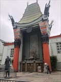 Image for Hollywood's iconic Chinese Theatre, famed for footprints, turns 90