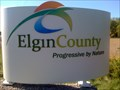 Image for Welcome to Elgin County, Ontario