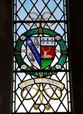 Image for Audland coat of arms - St Mary - Dinton, Wiltshire