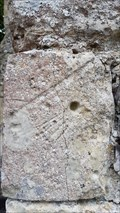 Image for Scratch Sundial - St Mary - Teynham, Kent