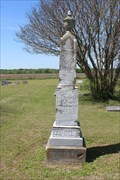 Image for Lizzie E. Tinkle - Pattison Cemetery - Emhouse, TX