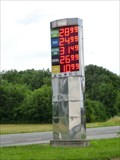 Image for E85 Fuel Pump - Dymokury, Czech Republic