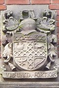 Image for Stoke-on-Trent Coat of Arms - Stoke, Staffordshire, UK.