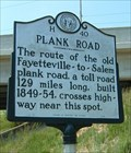 Image for Plank Road, NC Highway 87 Near Fort Bragg