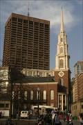 Image for Park Street Church, Boston, Massachusetts