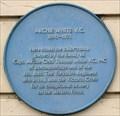 Image for Archie White VC, Horsefair, Boroughbridge, N Yorks, UK