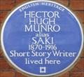 Image for Hector Hugo Munro - Mortimer Street, London, UK