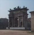 Image for Arco della Pace, Milan, Italy