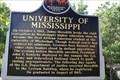 Image for University of Mississippi -- University of Mississippi, Oxford MS