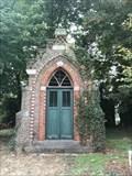 Image for Kapel Kindheid Jezus, Herderen, Riemst, Limburg, Belgium