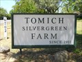 Image for Tomich Silvergreen Farm -- Orangevale CA