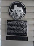 Image for E. A. Newsome House